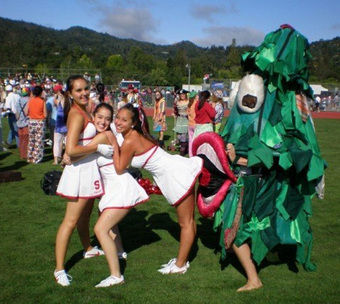 Stanford University: The Stanford Tree Mascot